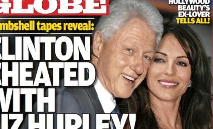 Bill Clinton-Elizabeth Hurley Affair: Alleged By Tom Sizemore!
