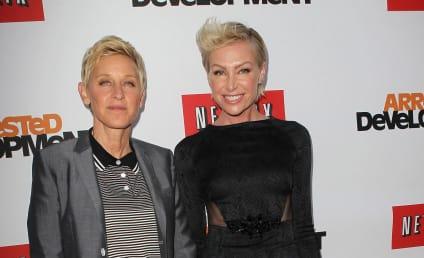 Ellen DeGeneres: Caught Cheating on Portia de Rossi?