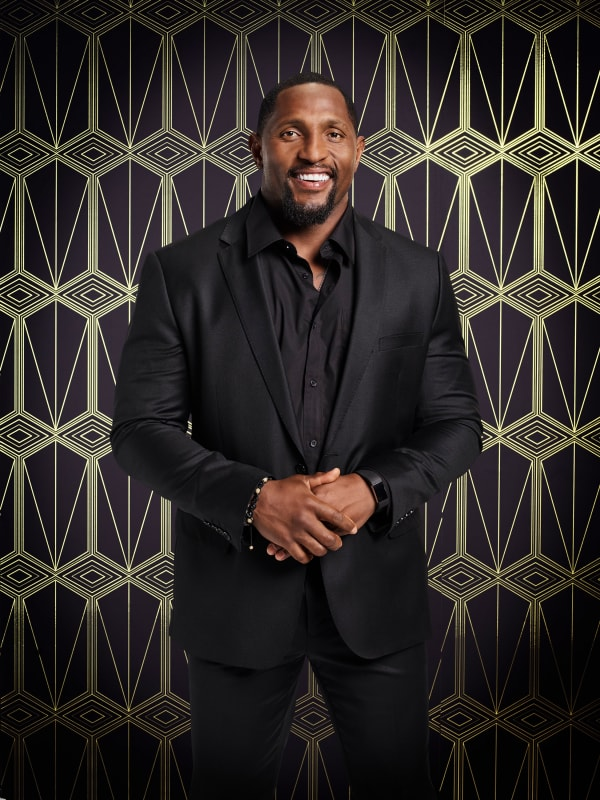 Ray lewis dwts photo