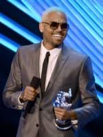 Chris Brown VMAs 2012