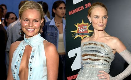 Memo to Kate Bosworth: EAT!