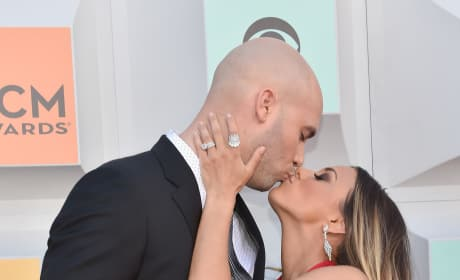 Jana Kramer and Mike Claussin