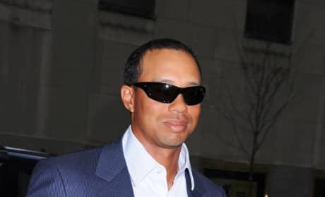 Tiger Woods Rollin'
