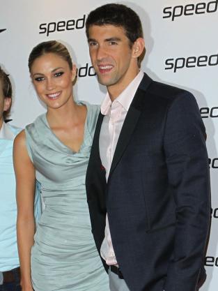 Michael Phelps, Megan Rossee