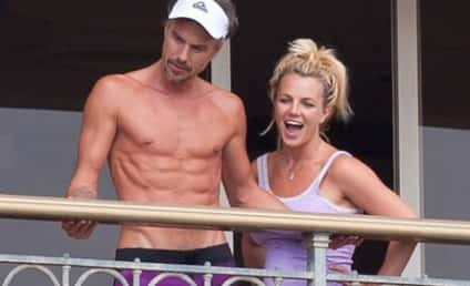 Britney's Manny Dumps Her... For Jude Law