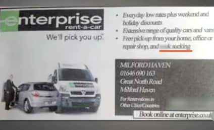 UK Enterprise Branch Offers Low Rates, Free Pick-Up, Oral Relief