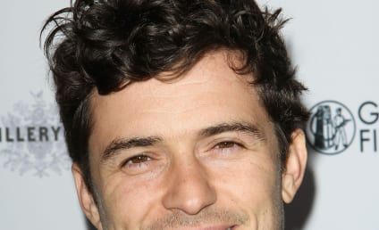 Orlando Bloom Talks About Movie, Bosworth Break-Up