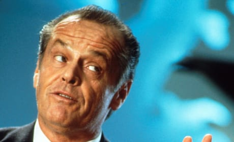 Jack Nicholson in Mars Attacks