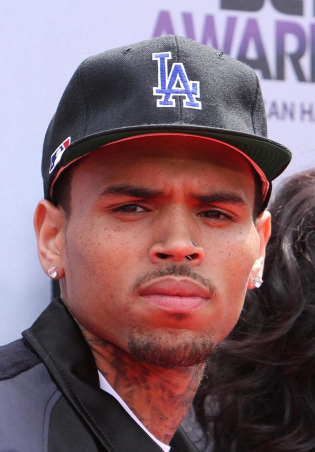 Chris Brown Serious