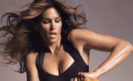 Babes of Yore: Cindy Crawford Topless Photos Emerge