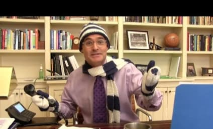 "Greatest Principal Ever Announces Snow Day Via ""Let It Go"" Parody"