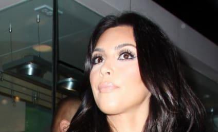 Kim Kardashian All Over Kris Humphries, Justin Bieber