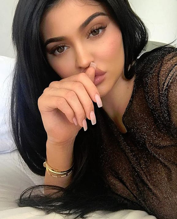 kylie jenner who is she dating