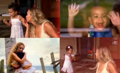 "Beyonce - ""Blue"" (Music Video)"
