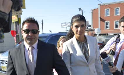 """Teresa Giudice """"Cool, Calm and Collected"""" in Face of Mounting Legal Woes"""