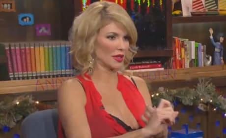 Brandi Glanville on Watch What Happens Live
