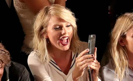 Taylor Swift as Photographer