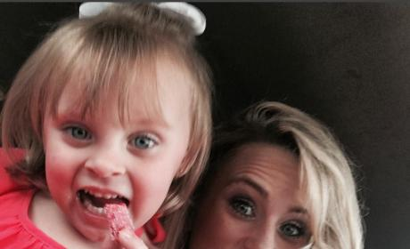Jeremy Calvert Surprises Daughter Adalynn, Leah Messer Captures It On Video