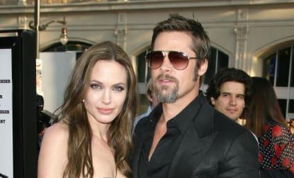 Angelina Jolie & Brad Pitt: Custody Battle Getting Ugly Already?!