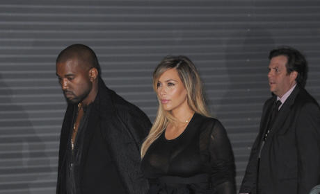 Kardashian & West