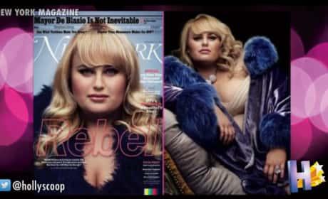 Rebel Wilson New York Magazine Cover Report