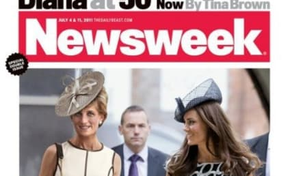 Newsweek Courts Controversy, Imagines: What Would Princess Diana Be Doing Today?