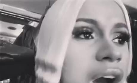 Cardi B Rants at Uncle Sam: Where the F-ck is My Tax Money Going?!?