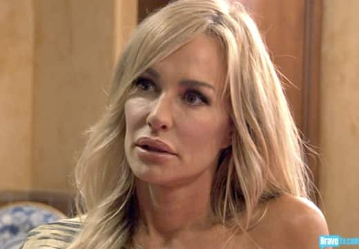 Taylor Armstrong is a Mess