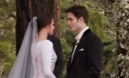 Breaking Dawn Feature: Behind the Scenes of Edward and Bella's Wedding