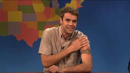 Brooks Wheelen on SNL