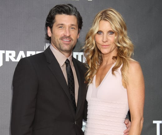 Patrick Dempsey And Jillian Fink The Divorce Is Off The