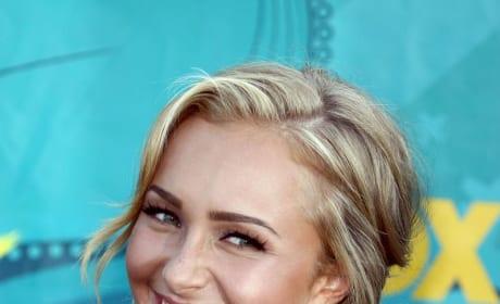 Smiling Hayden