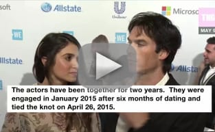 Ian Somerhalder and Nikki Reed: EXPECTING!