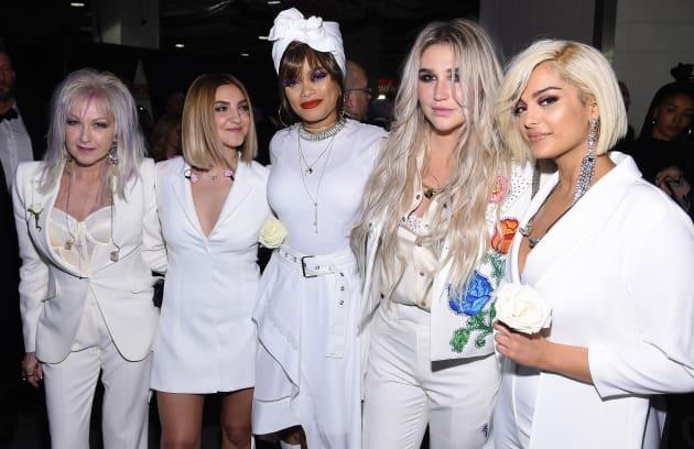 Kesha, 2018 Grammy's