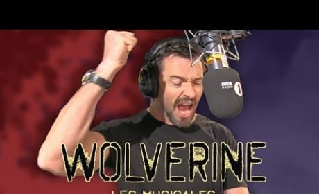 Hugh Jackman: Wolverine: The Musical!