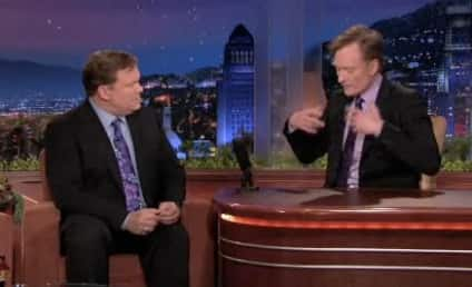 Andy Richter Addresses Conan Controversy, Pleads for a Job