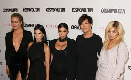 Kardashians Party with Cosmo: Who Dressed Best?