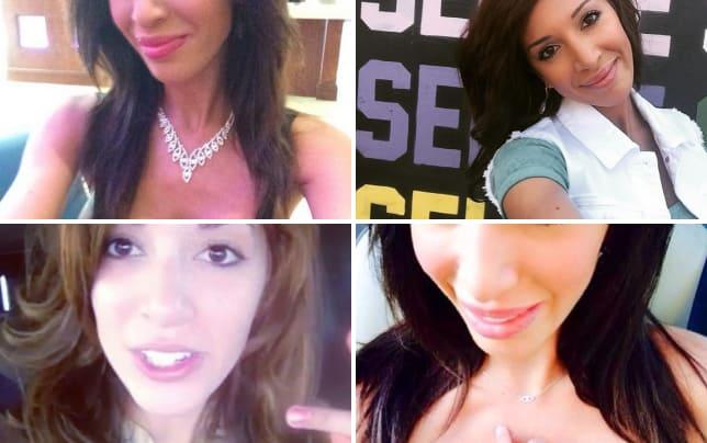 Farrah abraham selfie game