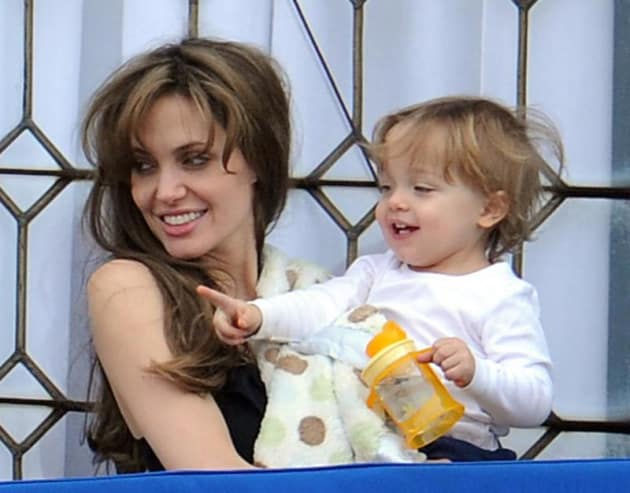 Knox and Angelina