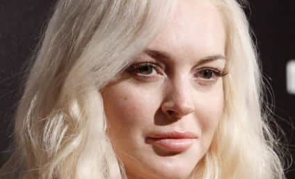 Lindsay Lohan as Liz Taylor: Looking Likely!