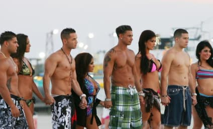 Jersey Shore Cast: On Strike!