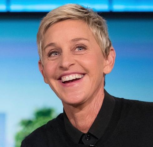 Ellen DeGeneres en 2020