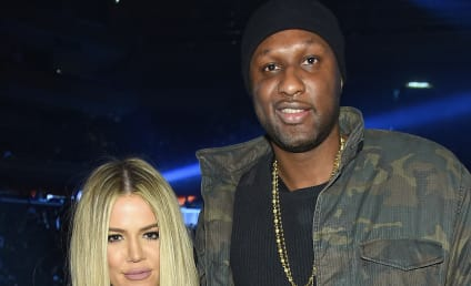 Lamar Odom to Khloe Kardashian: Let's Get Back Together!