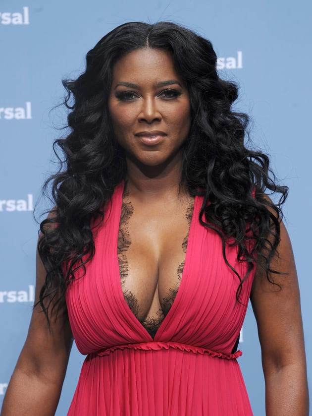 Kenya Moore Married Possibly Soon To Be Fired - The Hollywood Gossip-1765