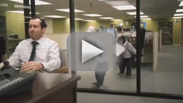CareerBuilder Super Bowl Ad - Business Trip
