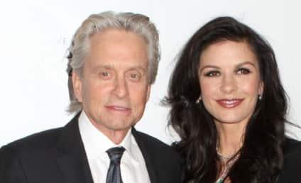 Michael Douglas Oral Sex Claim Torpedoed Marriage to Catherine Zeta-Jones, Source Claims