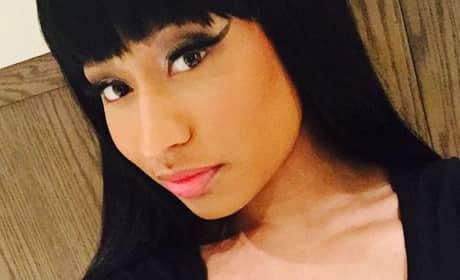 Nicki Minaj Close-Up