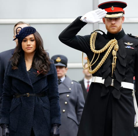 Meghan Markle and Prince Harry Get Serious