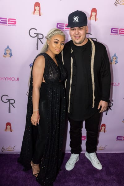 Rob Kardashian and Blac Chyna: Parents-To-Be!