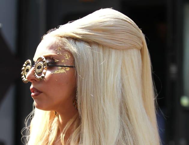 Insane Lady Gaga Hair